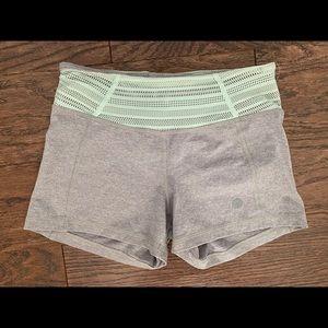 Roxy workout shorts